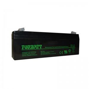 Forbatt 2.4Ah Lead Acid Battery
