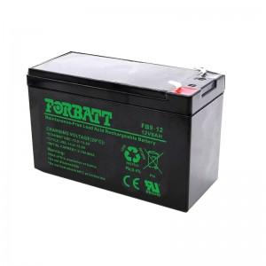 Forbatt 12v 9Ah Lead Acid Battery (SLA)