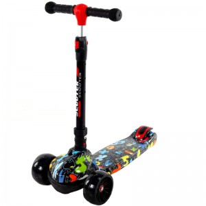 Kids Scooter Foldable and Adjustable