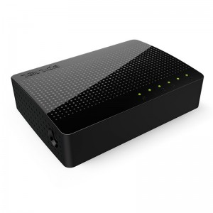 Tenda 5-Port Gigabit Ethernet Desktop Switch