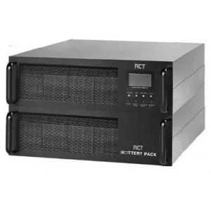 RCT 6000VA On-Line Rackmount UPS 4800W -  LCD Display