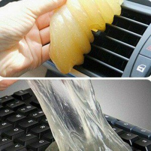 SUPER CLEAN High-Tech Cleaning Gel for Keyboard, Camera, Phone