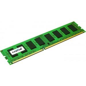 Crucial 8GB 1600MHz DDR3 / DDR3L Desktop RAM Memory