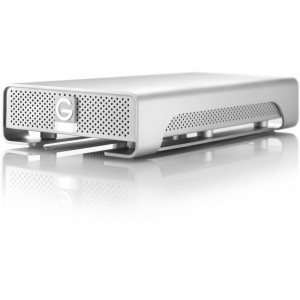 G-Tech G-Drive USB3.0FW800eSATA 4TB