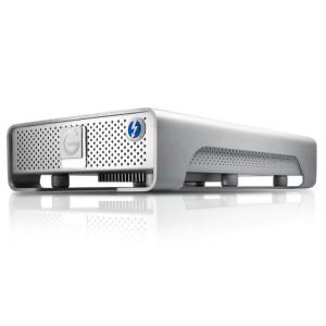 G-Tech G-Drive ThunderboltUSB3.0 4TB