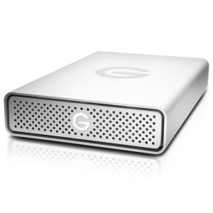 G-Technology 0G03675 6TB G-DRIVE G1 USB 3.0 Hard Drive (HDD)