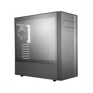 Cooler Master Masterbox NR600 ATX Chassis With ODD - Black