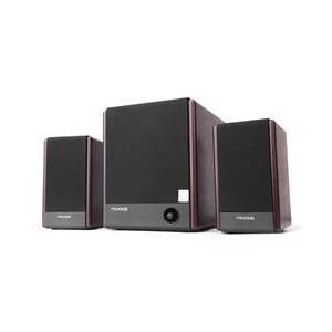 Microlab FC330 2.1CH Subwoofer Speaker - Brown/Black