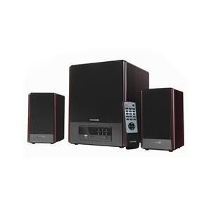 Microlab FC530U 2.1CH Subwoofer Speaker - Brown/Black