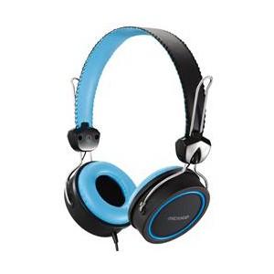 Microlab K300 Headset W/3.5mm Stereo Input - Black/Blue
