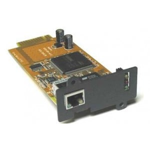 RCT SNMP Card - Supports up to 15 x RCT 5021 Rack Controllers for Expansion