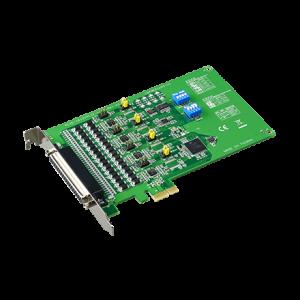 Advantech 4port Rs-232/422/485 PCIE Communication Card