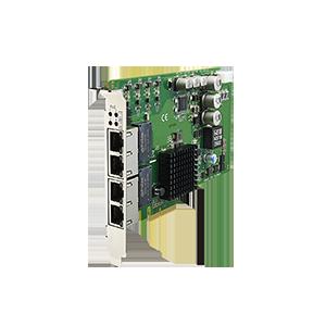Advantech 4port Pcie Gigabit Ethernet Card