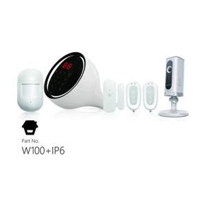 Smanos W100+IP6 WiFi Alarm System