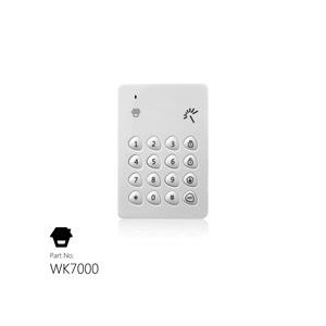 Smanos WK7000 Wireless RFID Keypad