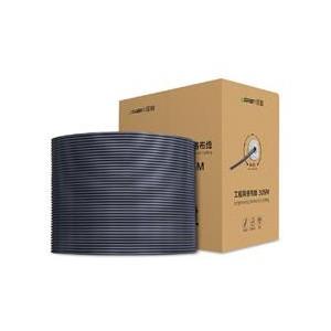 Ugreen 305m CAT5E 8P8C STP Lan Cable - Black