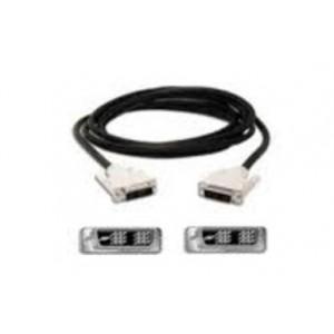 RCT Moulded DVI Plut to DVI Plug Cable