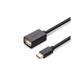 Ugreen USBC to USB2.0 F OTG Adapter - Black