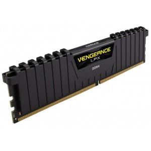 CORSAIR 8GB DDR4, 2400MHZ, VENGEANCE LPX, SINGLE
