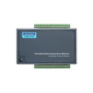 Advantech 8-CH Relay & 8-CH Isolated Digital Input Usb Module