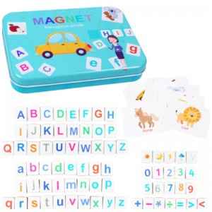 Magnetic Educational Game