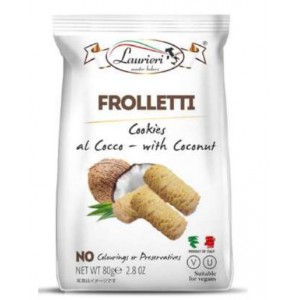 Laurieri Frolletti Coconut Cookies - 80g