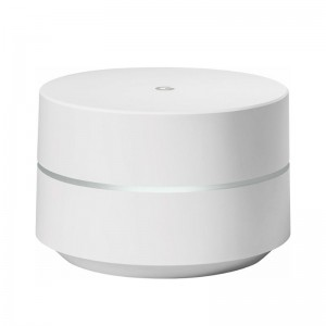 Google Wifi - Router replacement for whole home coverage (1 pack) - Refurbished