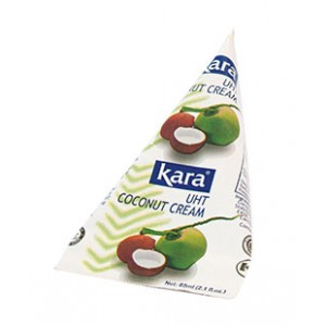 Kara UHT Coconut Cream - 65 ml