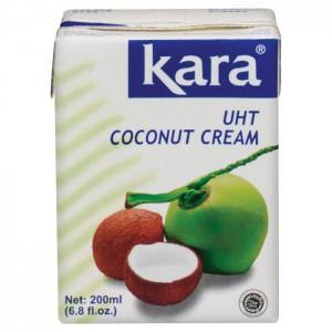 Kara UHT Coconut Cream - 200 ml