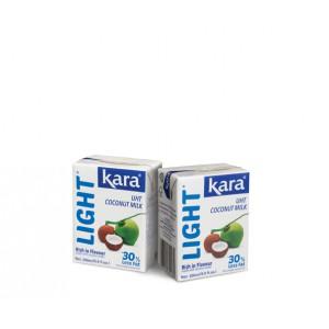 Kara Light UHT Coconut Milk - 200ml