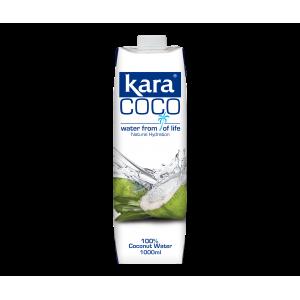 Kara Coconut 100% Coconut Water - 1000ml