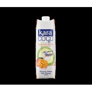 Kara Coconut Water with Mango - 1000ml
