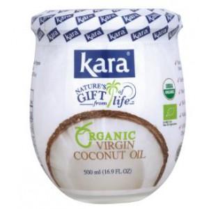 Kara Organic Virgin Coconut Oil - 500ml