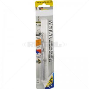Drill Bit - Steel 8mm
