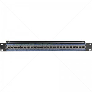 Clearline 24 Channel Network Gigabit Surge Protector 10/100/1000Mbps PoE
