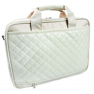 Krussel 71225 15''-16'' Avenyn Ladies Laptop Bag - Off White