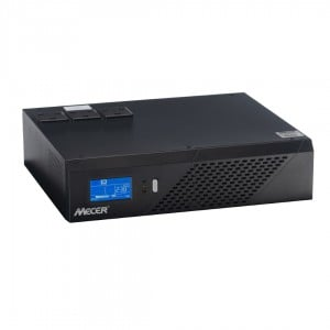 Mecer 1200VA (720W) Inverter Battery Charger (UPS) - Intelligent Fan