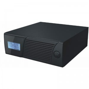 GeeWiz 2400VA (1440W) Inverter Battery Charger (UPS) - Intelligent Fan (Modified Sine Wave), 3 Stage Charger