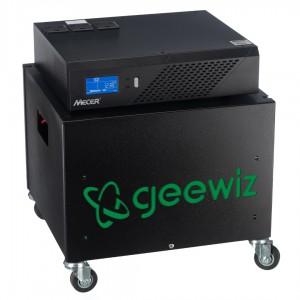 Mecer 1200VA Inverter Trolley + 2x 100AH Batteries (8 HOUR BATTERY LIFE) KIT - (720W)