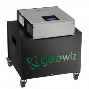 Mecer Axpert 3000VA Pure Sine Inverter Trolley + 2x 100Ah Battery (8 HOUR BATTERY LIFE) KIT - 3000W