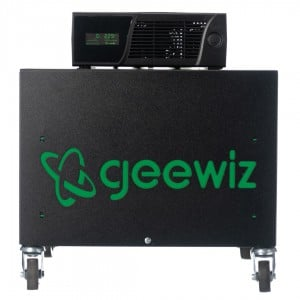 Geewiz 2400VA Inverter + 2x 100AH Batteries (8 HOUR BATTERY LIFE) KIT - 1440W