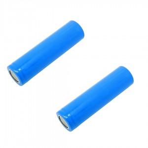 18650 Li-ion Rechargeable Battery 2600mAh 3.7V (2 Pack)