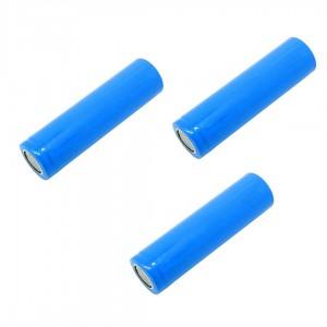 18650 Li-ion Rechargeable Battery 2600mAh 3.7V (3 Pack)