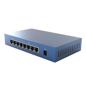 8 Port (4 PoE) Desktop Switch