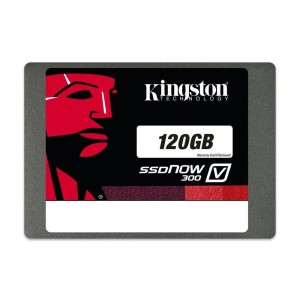 Kingston Digital 120GB SSDNow V300 SATA 3 2.5 (7mm height) Solid State Drive