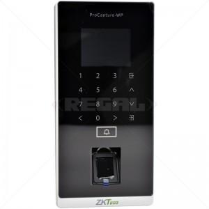 ZKTeco ProCapture WP Biometric Reader & Keypad SilkID Outdoor