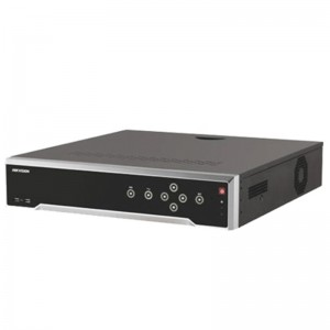 Hikvision 32 Channel NVR 256Mbps with 16 PoE - Alarm I/Os incl 3TB HDD