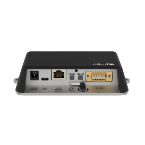 MikroTik LtAP mini LTE - Weaterproof 2G/3G/LTE CPE with AP - Ideal for mobile applications