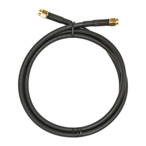 MikroTik 1m SMA male to SMA male cable
