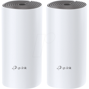 TP-Link Deco E4 AC1200 Whole-Home Mesh Wi-Fi System (2 Pack)
